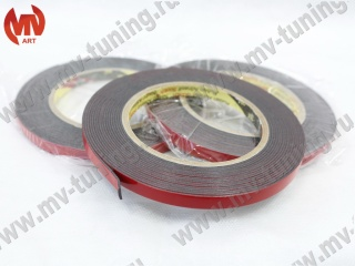 "Double Side Tape ""3М"" (8mm х 2meters) (acrylic double-sided adhesive tape) (packing 130*130*8mm)"