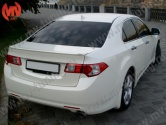 Rear Trunk Lip(Tail) Spoiler for Honda Accord 8 (VIII) / Acura TSX (2008-2013)