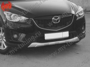 Front Pad for Bumper, Protect Cover for Mazda CX5 (KE)