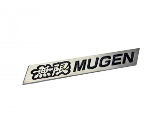 "Universal Badge(plate) for Grille ""Mugen Style"""