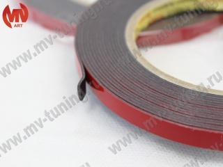 "Double Side Tape ""3М"" (8mm х 5metes) acrylic double-sided adhesive tape) (packing 130*130*8mm)"