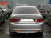 Rear Trunk Lip(Tail) Spoiler Classic Style for Нonda Accord 7(VII) / Acura TSX